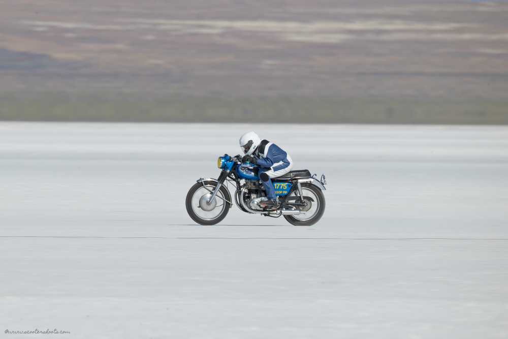 Father's Day Bonneville Salt Flats Motorcycle Speed Trials 2017 inspiration