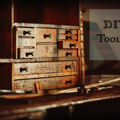 DIY Toolbox, Five Tools You Should Always Have on Hand