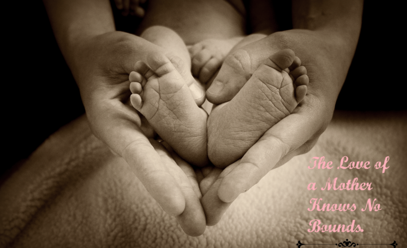 No More Mom Guilt ~ Making It Home Mother and Child