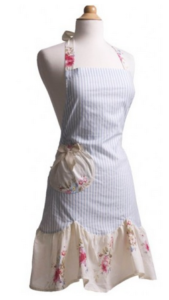 flirty apron homestead old fashioned housewife homemaker baking cooking