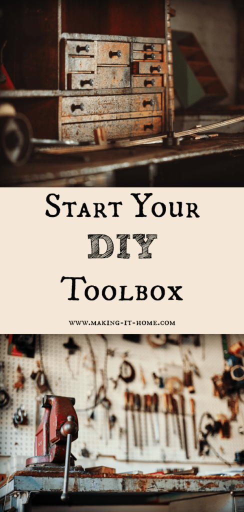 DIY Toolbox~Five Tools You Never Knew You Needed