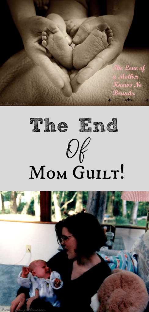 A Mother's Guilt ~ Making It Home
