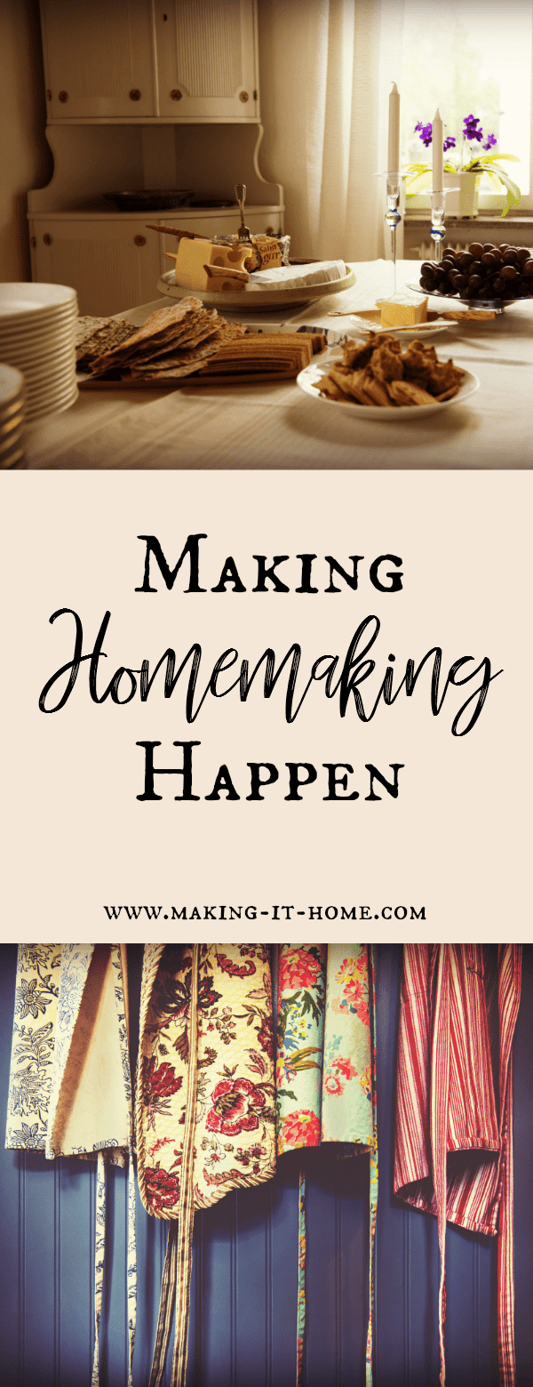 Do you dream of homemaking? Want to be a SAHM, WAHM, or SAHW but just don't think it's possible to live on one income? There is a way to do it even in today's economy! I will provide you with the resources to start living the homemaking life today. Trust me it's all a matter of priorities. Let me help you and your family return to a more biblical and traditional way of life.