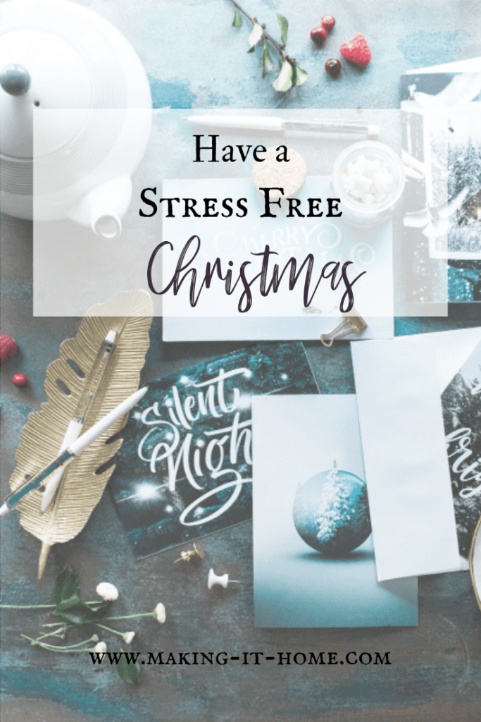 This time of year brings lots of joy, but it also brings with it a lot of stress. From the Christmas baking, the holiday meal, and the gift giving. How do you have a stress free Christmas? Learn tips to help you cope with the stress that this time of year brings.