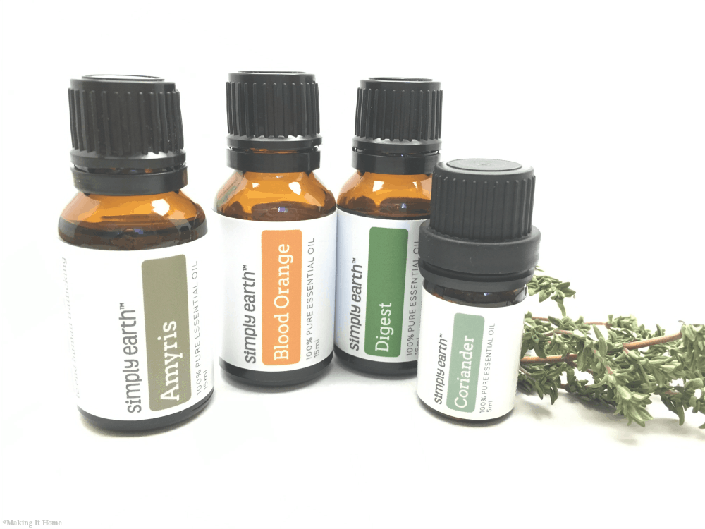An Easy Way to Get Started With Essential Oils ~ Simply Earth Review