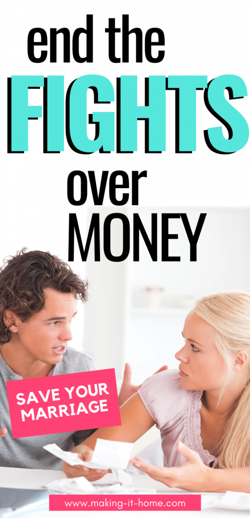 End The Fights Over Money With Your Spouse