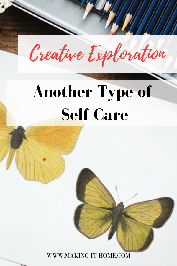 butterfly drawings how creative exploration can be a form of self care