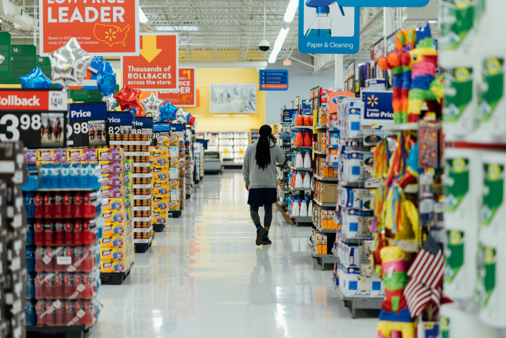 tips to deal with grocery shopping stress