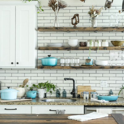Setting Up Your Kitchen | Kitchen Organization 101