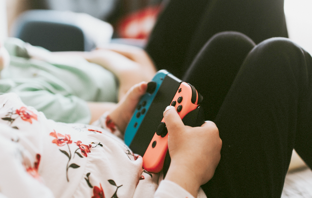 gaming to de stress helps with mental health